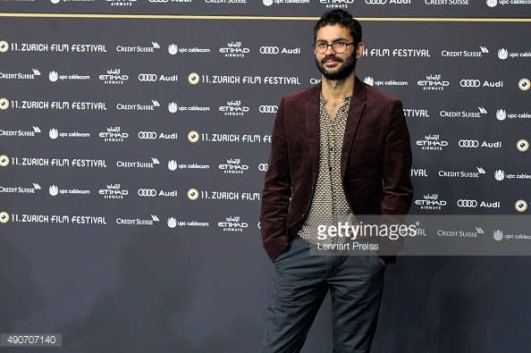 attends the 'Boi Neon' Photocall during the Zurich Film Festival on September 30, 2015 in Zurich, Switzerland. The 11th Zurich Film Festival will take place from September 23 until October 4.
